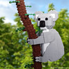"LEGO Koala • <a style=""font-size:0.8em;"" href=""http://www.flickr.com/photos/44124306864@N01/14492975940/"" target=""_blank"">View on Flickr</a>"