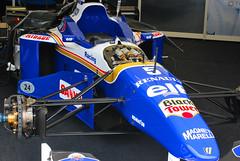 1996 WILLIAMS RENAULT FW18 (dale hartrick) Tags: festival speed nikon williams f1 racing renault grandprix formula1 fos goodwood gp hillclimb worldchampion d60 goodwoodfestivalofspeed damonhill fw18 fos2014