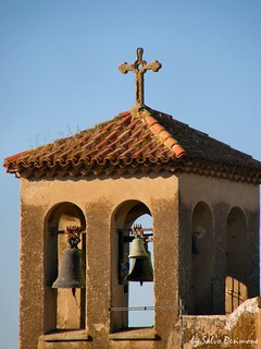 Mazzarino campanile Chiesa di Santa Lucia