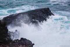 Jeju Jusangjeolli Cliff (iemkaestar) Tags: cliff water korea jeju jusangjeolli
