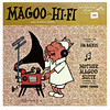 Magoo in Hi Fi, 1956 (paul.malon) Tags: cheesey vintagealbumcovers scannedandretouchedbypaulmalon