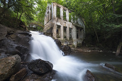 longexposure mill canon landscape waterfall quebec ottawa gatineau gatineaupark 6d wilsonmill samyang14mm