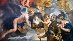 Rubens, The Presentation of the Portrait