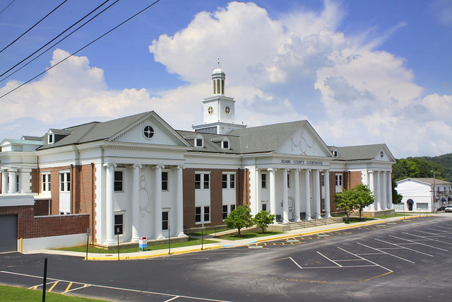 Roane County Courthouse (2014) - Kingston, TN
