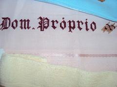 DSC06685 (Camila Lima Bordados) Tags: de do santo lavabo espirito fruto toalhas caract