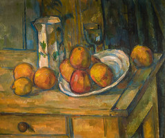 Paul Czanne - Still Life with Milk Jug and Fruit, 1900 at National Art Gallery Washington DC (mbell1975) Tags: life from ca art fruit museum painting french paul for smithsonian milk dc washington still districtofcolumbia san francisco gallery museu with unitedstates fine arts honor muse musee national 1900 impressionism jug museo museums intimate impression impressionist muzeum legion cezanne nga viewed finearts beaux beauxarts czanne mze gallerie also sfmofa
