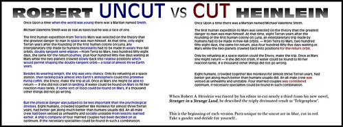 uncut Cut vs