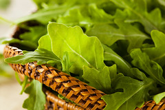 Organic Raw Green Arugula (brent.hofacker) Tags: food plant green leaf salad healthy raw natural tasty vegetable fresh gourmet lettuce greens vegetarian organic diet leafs heap herb freshness ripe nutrition dieting ingredient arugula vitamin