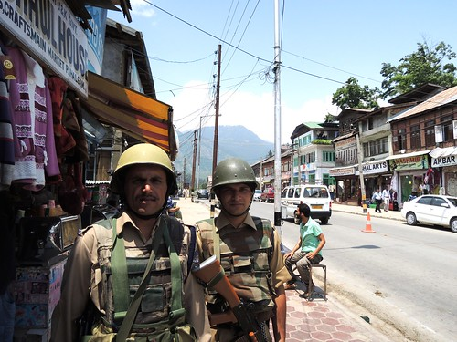 Army in Pahalgam