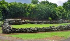 Holoholok Heiau (Teemu008) Tags: hawaii kauai wailua heiau archaelogicalsite