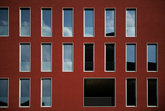 These walls we climb (the bbp) Tags: windows red sky italy house building geometric window lines architecture reflections rouge casa italia geometry cielo palazzo rosso riflessi architettura vicenza geometria finestre veneto linee rettangoli thebbp