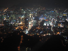 N Seoul Tower (Danny Nordentoft) Tags: korea korean southkorea rok koreans eastasia republicofkorea southkoreans southkorean koreanpeninsula