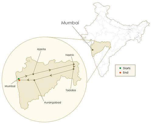 Deccan Odyssey Maharashtra Wild