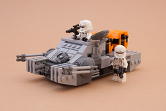 Imperial Assault Hovertank - Microfighter (Boba-1980) Tags: boba1980 chibi hovertank ids idsmo jedha lego moc microfighter microfighters one rebel rogue rougeone star starwars tank wars assault imperial