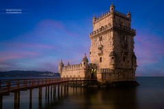 Torre De Belem, Lisboa, Portugal (www.fromentinjulien.com) Tags: fromus75 fromus fromentinjulien fromentin flickr view exposure shot hdr dri manual blending digital raw photography photo art photoshop lightroom photomatix french francais light traitements effets effects world europe portugal lisboa lisbonne capitale capital ville city town città cuida colocación monument history 2017 photographe photographer dslr eos canon 6d fullframe full frame ff 1635mm 1635 canonef1635mmf4l canon1635mmf4 urban travel architecture cityscape street sunrise leverdesoleil pont bridge torre belem lisbon