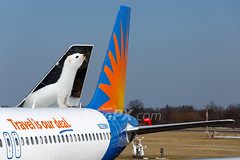 Allegiant Air Airbus A320-214 - N220NV (AeroPX) Tags: aeropx airbusa320 allegiantair caryliao ewing kttn n220nv nj newjersey ttn trentonmercercountyairport