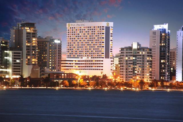 パースの人気ホテル