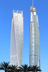 Infinity Tower Dubai (Iam Marjon Bleeker) Tags: verenigdearabischeemiraten dubai dubaimarina 2017 dag1img19962g
