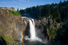 Snoqualmie Falls (Jeremy Caney (previously Tyrven)) Tags: snoqualmieriver waterfalls snoqualmiefalls washington washingtonstate river snoqualmie