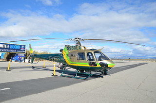 LOS ANGELES COUNTY SHERIFF'S DEPARTMENT (LASD) HELICOPTER N950LA