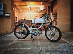 fiveStarGeneral (MopedRich) Tags: general5star moped mopedarmy mopedrich vintage caferacer cafe sachs