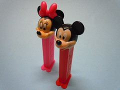 Mickey & Minnie Japanese Collectible Candy Pez Dispensers (My Sweet 80s) Tags: minnie topolino mickeymouse disney waltdisney pez assortedfruitcandy candy caramelle anni80 80s japanese japanesecollectiblespez pezdispenser dispensercaramelle candydispenser pezcandy candypezdispensers dispensers candypez collectiblescandydispensers japanesedispensers