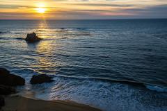 Big Sur (joshbousel) Tags: beach bigsur ca california nature northamerica ocean pacificcoast pacificocean places sunset travel unitedstates unitedstatesofamerica usa water