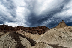 untitled . (helmet13) Tags: d800e raw landscape nature rocks sky clouds deathvalleynationalpark california mountain silence aoi heartaward peaceaward 100faves world100f platinumpeaceaward