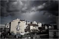 PixelPancho at Vitry (Paris) (@necDOT) Tags: muralism mural paris vitry streetart graffiti pixelpancho