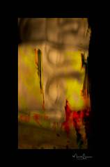 Sir George Bruce Lies...At Rest (ICM & Me) Tags: icm 2017 scotland multipleexposure culross intentionalcameramovement stainedglass