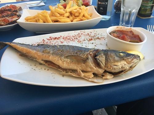 Essen in Marsaxlokk