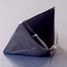 P4122119 Square Marabout ring Silver alloy Mali