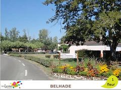 belhade (Tourisme Landes) Tags: landes fleurs vvf