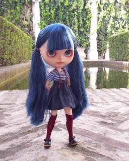 #blythe #ブライス #blythedoll #japandolls #japandoll #blythetbl #blythelover #blythecollector #blythestagram #blythetagram #blythedoll #blythefashion #instablythe  #bigeyesdoll #bigeyes #boneca #doll #dollphoto #dollphotography #dollcollector #dollcollection