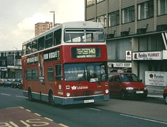 A969SYF London United M969 Hayes (jc_snapper) Tags: a969syf mcw mcwmetrobus hayes route140 m969 bus london