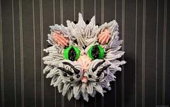 Gray Cat (TheBakeryFairy♥) Tags: thebakeryfairy graycat catcupcake