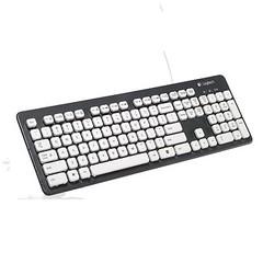 Logitech USB 2.0 Keyboard (Black) Model_No :K120 (Biz Surface) Tags: bizsurface logitechkeyboard logitechusbkeyboard logitechk120keyboard logitechk120usbkeyboard buylogitechusbkeyboard buylogitechusbkeyboardonline