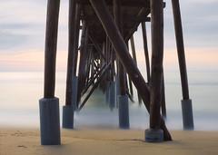 Early Easter morning under the pier (Dalliance with Light (Andy Farmer)) Tags: jersey beach landscape pier nj belmar shore water longexposure ocean pastel newjersey unitedstates us