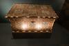15th century box with elaborate marquetry (quinet) Tags: 15thcentury 2017 copenhagen davidscollection islamic kasten kunst art box boîte islamique islamisch museum statue zealand denmark