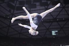 gymnastics022 (Ayers Photo) Tags: sports canon utahutes utah utes red redrocks gymnastics barefoot bare foot feet toes toe barefeet woman women