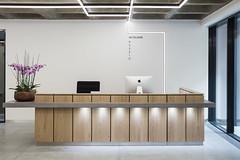 MC1610-9814-HR (Corley + Woolley Limited) Tags: 45folgate desk apple mac office reception offices entrance flower london white spitalfields e1 light black new reburbishment fitout people green