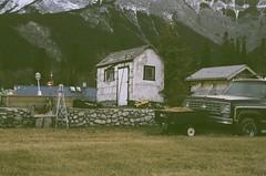 01660021 (dmacfoto) Tags: canmore alberta ricoh film 35mm kodak gold rocky mountains lomography analog