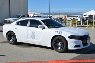 UNITED STATES AIR FORCE (USAF) POLICE - DODGE CHARGER PURSUIT