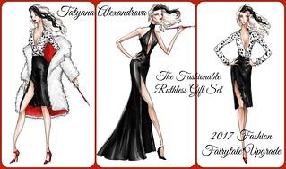 Fashionably Ruthless Tatyana Alexandrova - 2017 Fashion Fairytale Upgrade