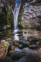 La Brive (tontonlabiere) Tags: nikon d800 nd400 longexposue river riviere ain france forest waterfall cascade labrive basbugey auvergne rhônealpes
