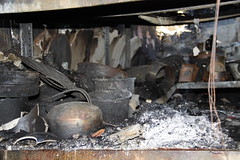 HausBrand042 (hgyx) Tags: feuer brand zerstörung erkalten spuren