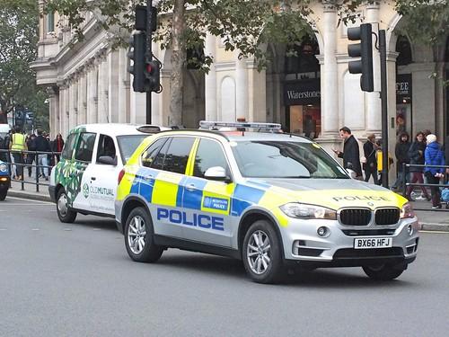 Metropolitan Police Service - BX66HFJ