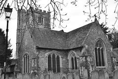 The Parish Church of St Mary the Virgin, Monkton Hadley, Hertfordshire. (greentool2002) Tags: virgin monkton hadley hertfordshire parish church st mary barnet