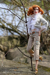 glamour hiking outfit (photos4dreams) Tags: seligenstadt32017p4d cateblanchettooakdollp4d barbie doll cateblanchett photos4dreams p4d photos4dreamz toy puppe movie film stepmother stiefmutter tremaine faceup makeup dollmakeupartist dress mattel barbies girl play fashion fashionistas outfit kleider mode puppenstube tabletopphotography cinderella ooak oneofakind upgrade dolldesigner design custom repaint
