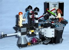 Lego - 75169 Duel on Naboo (Darth Ray) Tags: lego 73169 star wars duel naboo duelonnaboo obiwankenobi quigonjinn darthmaul obiwan kenobi quigon jinn darth maul obi wan qui gon